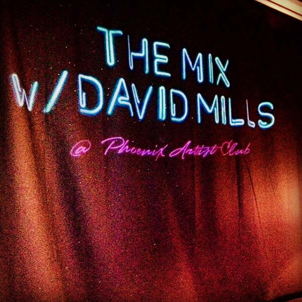 The Mix with David Mills